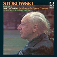 "Leopold Stokowski, New Philharmonia Orchestra – Beethoven: Symphony No.7; Overture ""Egmont"""