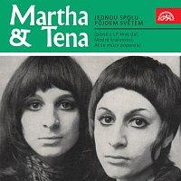 Martha Elefteriadu, Tena Elefteriadu – Jednou spolu půjdem světem (písně z LP Hrej dál, Modré království, Ať se múzy poperou)