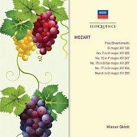 Members Of The Wiener Oktett – Mozart: Five Divertimenti