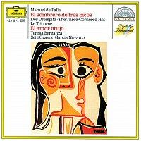 Boston Symphony Orchestra, Seiji Ozawa, London Symphony Orchestra, García Navarro – De Falla: El Sombrero De Tres Picos; El Amor Brujo