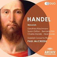 Dorothea Roschmann, Susan Gritton, Bernarda Fink, Charles Daniels, Neal Davies – Handel: Messiah