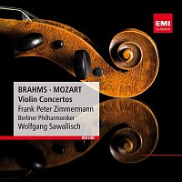 Frank Peter Zimmermann, Wolfgang Sawallisch, Berliner Philharmoniker – Brahms/Mozart: Violin Concertos