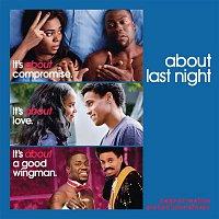 Přední strana obalu CD About Last Night - Original Motion Picture Soundtrack
