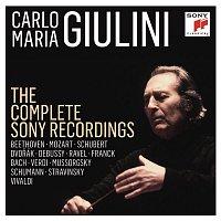 Carlo Maria Giulini, Ludwig van Beethoven, Orchestra del Teatro alla Scala di Milano – Giulini - The Complete Sony Recordings