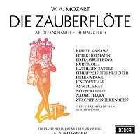 Kiri Te Kanawa, Edita Gruberova, Kathleen Battle, Kurt Moll, Philippe Huttenlocher – Mozart: Die Zauberflote