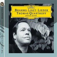 Thomas Quasthoff, Justus Zeyen – Brahms / Liszt: Lieder