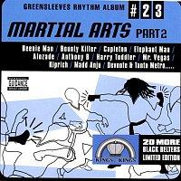 Various Artists.. – Greensleeves Rhythm Album #23: Martial Arts Part 2