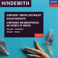 David Oistrakh, London Symphony Orchestra, Paul Hindemith, Claudio Abbado – Hindemith: Violin Concerto; Symphonic Metamorphoses on Themes of Weber etc.