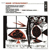 Igor Stravinsky – Stravinsky - Chamber Works 1911-1954 Conducted by the Composer