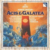 Barbara Bonney, Jamie MacDougall, Markus Schafer, John Tomlinson, Trevor Pinnock – Handel/Mozart: Acis & Galatea, K566