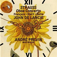 Strauss: Oboe Concerto; Francaix, Ibert and Satie