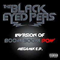 The Black Eyed Peas – INVASION OF BOOM BOOM POW – MEGAMIX E.P.