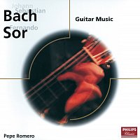 Pepe Romero – Bach/Sor: Guitar Music