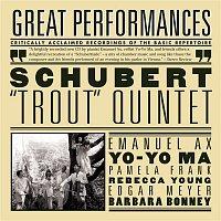Emanuel Ax, Franz Schubert, Pamela Frank, Edgar Meyer, Rebecca Young, Yo-Yo Ma – Schubert: Trout Quintet; Arpeggione Sonata; Die Forelle