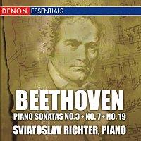 Svjatoslav Richter – Beethoven: Piano Sonatas No. 3, No. 7, & No. 19