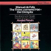André Previn, Pittsburgh Symphony Orchestra – Falla: El sombrero de tres picos; Ritual Fire Dance