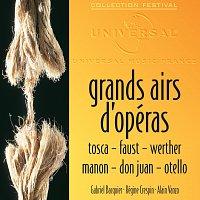 Régine Crespin, Gabriel Bacquier, Alain Vanzo – Grands airs d'opéra. Tosca, Faust, Werther, Manon, Don Juan, Otello