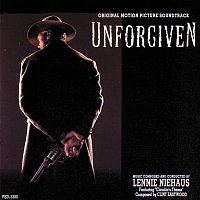 Přední strana obalu CD Unforgiven [Original Motion Picture Soundtrack]