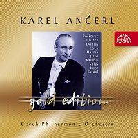Česká filharmonie, Karel Ančerl – Ančerl Gold Edition 43: Britten, Hurník, Dobiáš, Kapr, Kalaš, Kalabis, Seidel, Jirko, Eben & Bořkovec