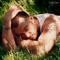 Přední strana obalu CD Love Goes