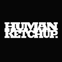 Přední strana obalu CD HUMAN KETCHUP