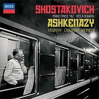 Vladimír Ashkenazy, Zsolt-Tihamér Visontay, Mats Lidstrom, Ada Meinich – Shostakovich: Trios 1 & 2; Viola Sonata
