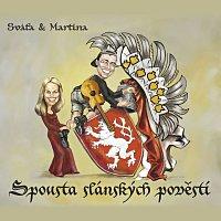 Sváťa & Martina – Spousta slánských pověstí