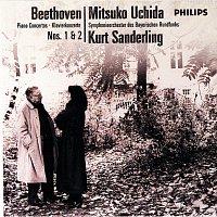 Mitsuko Uchida, Orchestra of the Bavarian Radio, Kurt Sanderling – Beethoven: Piano Concertos Nos. 1 & 2