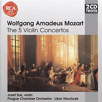 Josef Suk, Wolfgang Amadeus Mozart – Mozart: Violin Concertos Nos 1-5