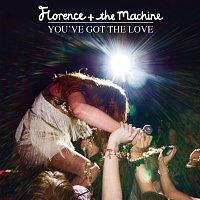 Přední strana obalu CD You've Got The Love
