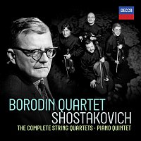 Borodin Quartet, Alexei Volodin – Shostakovich: Piano Quintet in G Minor, Op. 57: 3. Scherzo (Allegretto)