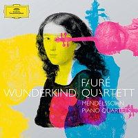 Přední strana obalu CD Felix Mendelssohn: Wunderkind