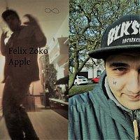 Přední strana obalu CD Apple