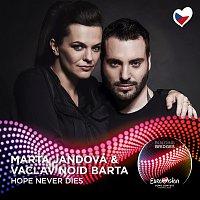 Marta Jandová, Václav Noid Bárta – Hope Never Dies [Eurovision 2015 - Czech Republic]