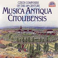 Přední strana obalu CD Hudba citolibských mistrů