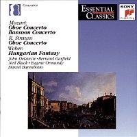 Eugene Ormandy, The Philadelphia Orchestra, English Chamber Orchestra, Daniel Barenboim – Mozart/Strauss/Weber: Oboe Concertos; Bassoon Concerto; Andante e Rondo
