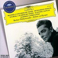 Berliner Philharmoniker, Herbert von Karajan – Brahms: 8 Hungarian Dances / Dvorák: 5 Slavonic Dances; Scherzo capriccioso