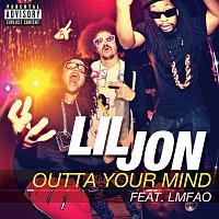 Přední strana obalu CD Outta Your Mind