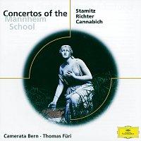 Aurele Nicolet, Heinz Holliger, Manfred Sax, Thomas Furi, Christoph Schiller – Richter / Stamitz / Filtz / Cannabich: Concertos of the Mannheim School