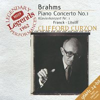 Sir Clifford Curzon, London Symphony Orchestra, George Szell, Sir Adrian Boult – Brahms: Piano Concerto No.1 / Franck: Variations Symphoniques /  Litolff: Scherzo