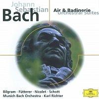 Hedwig Bilgram, Iwona Futterer, Aurele Nicolet, Ulrike Schott, Karl Richter – Bach, J.S.: Air & Badinerie - Orchestral Suites