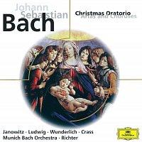 Gundula Janowitz, Christa Ludwig, Fritz Wunderlich, Franz Crass, Karl Richter – J.S. Bach: Christmas Oratorio (Arias and Choruses)