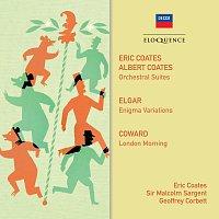 Eric Coates, Geoffrey Corbett, Sir Malcolm Sargent – Coates, Elgar, Coward: Orchestral Music