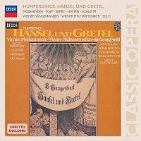 Lucia Popp, Brigitte Fassbaender, Walter Berry, Wiener Philharmoniker – Humperdinck: Hansel und Gretel