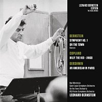 Leonard Bernstein, Aaron Copland, RCA Victor Symphony Orchestra – Bernstein: Jermiah & On the Town Dances - Copland: Billy the Kid - Gershwin: An American in Paris