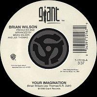 Brian Wilson – Your Imagination / Your Imagination [A Cappella] [Digital 45]