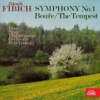 Přední strana obalu CD Fibich: Symfonie č. 1 F dur, op. 17, Bouře