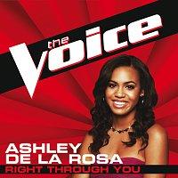 Ashley De La Rosa – Right Through You [The Voice Performance]