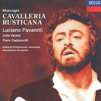 Přední strana obalu CD Mascagni: Cavalleria Rusticana