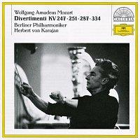 Berliner Philharmoniker, Herbert von Karajan – Mozart: Divertimenti KV 247, 251, 287 & 334